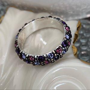 Jewelry - Brighton Swarovski Crystal Surround Ring